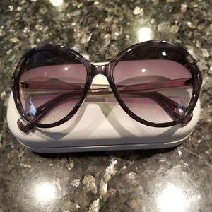 Oversized Marc Jacobs sunglasses